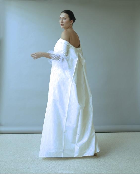 Moiré Dress
